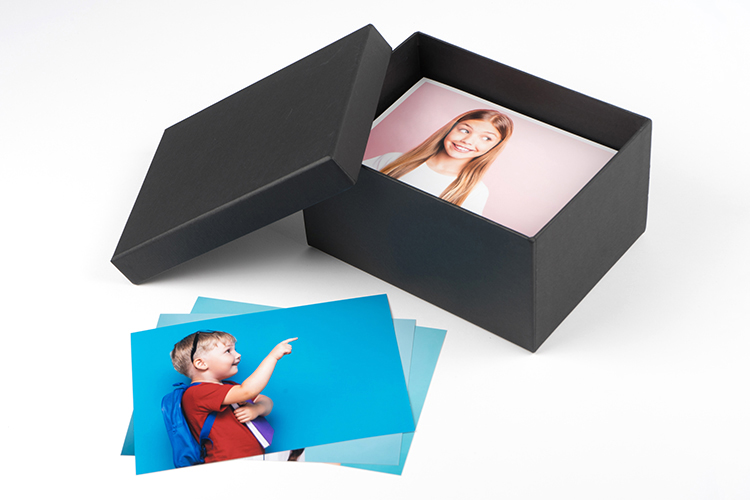 Photograph Storage Boxes